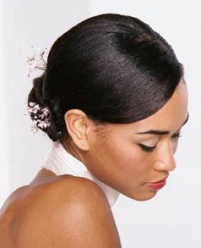 African american wedding hair pictures 4