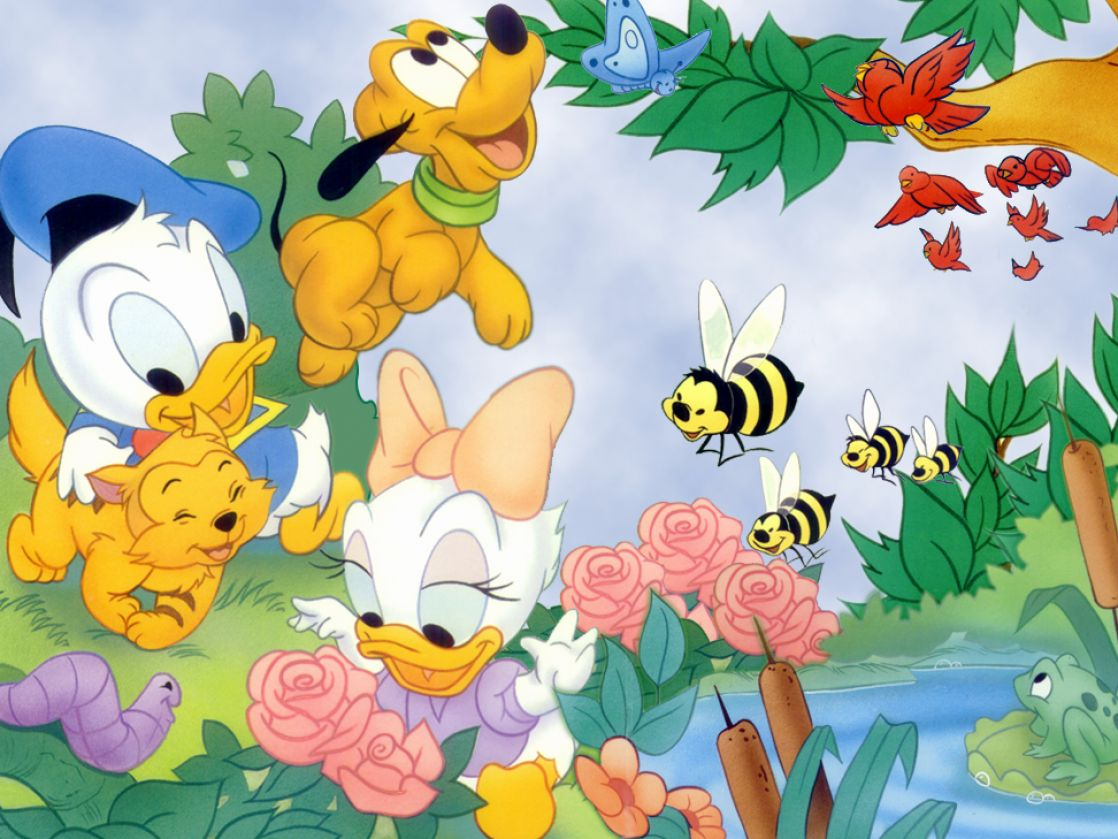 Best Wallpaper 2012 Download The Free Disney Characters