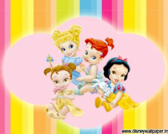 baby disney princess wallpaper pictures 2