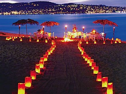 Beach Weddingsbudget on Beach Wedding Ideas On A Budget Pictures 3