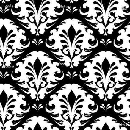 Black And White Flower Patterns And Designs