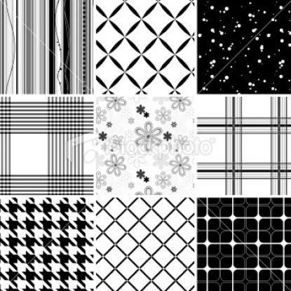 Black And White Flowers - Free Vector Art & Graphics