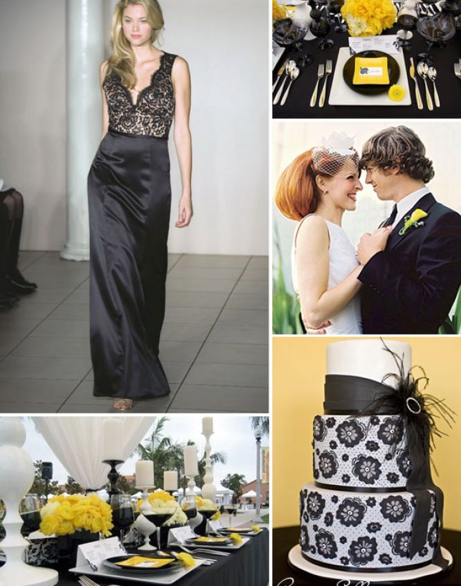 Yellow Bridesmaid Dresses  Your Personal Wedding Planner