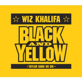 Black and yellow wiz khalifa towel pictures 2
