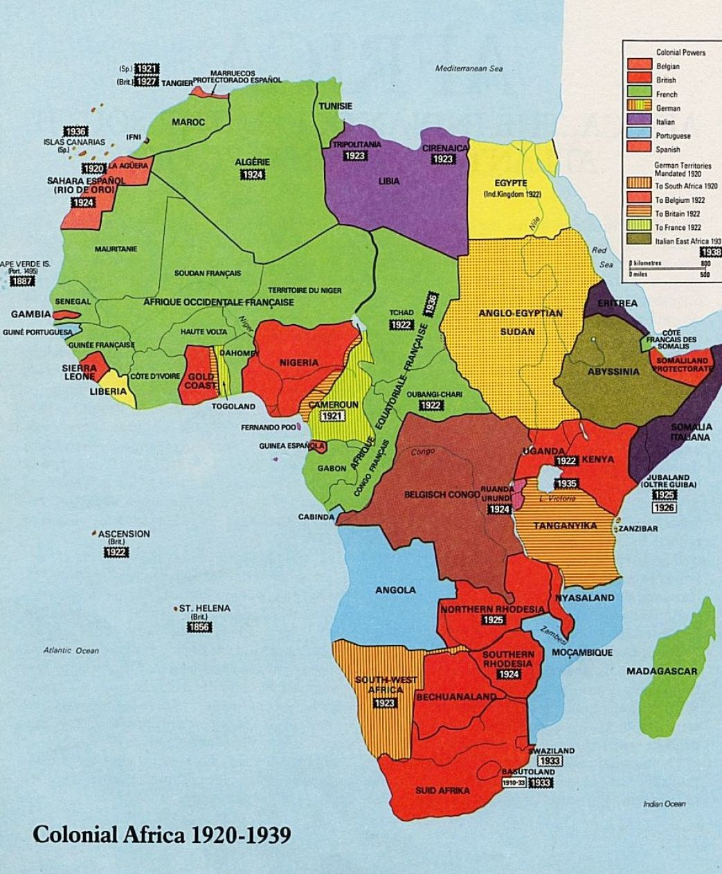 Blank map of africa in 1914 pictures 3