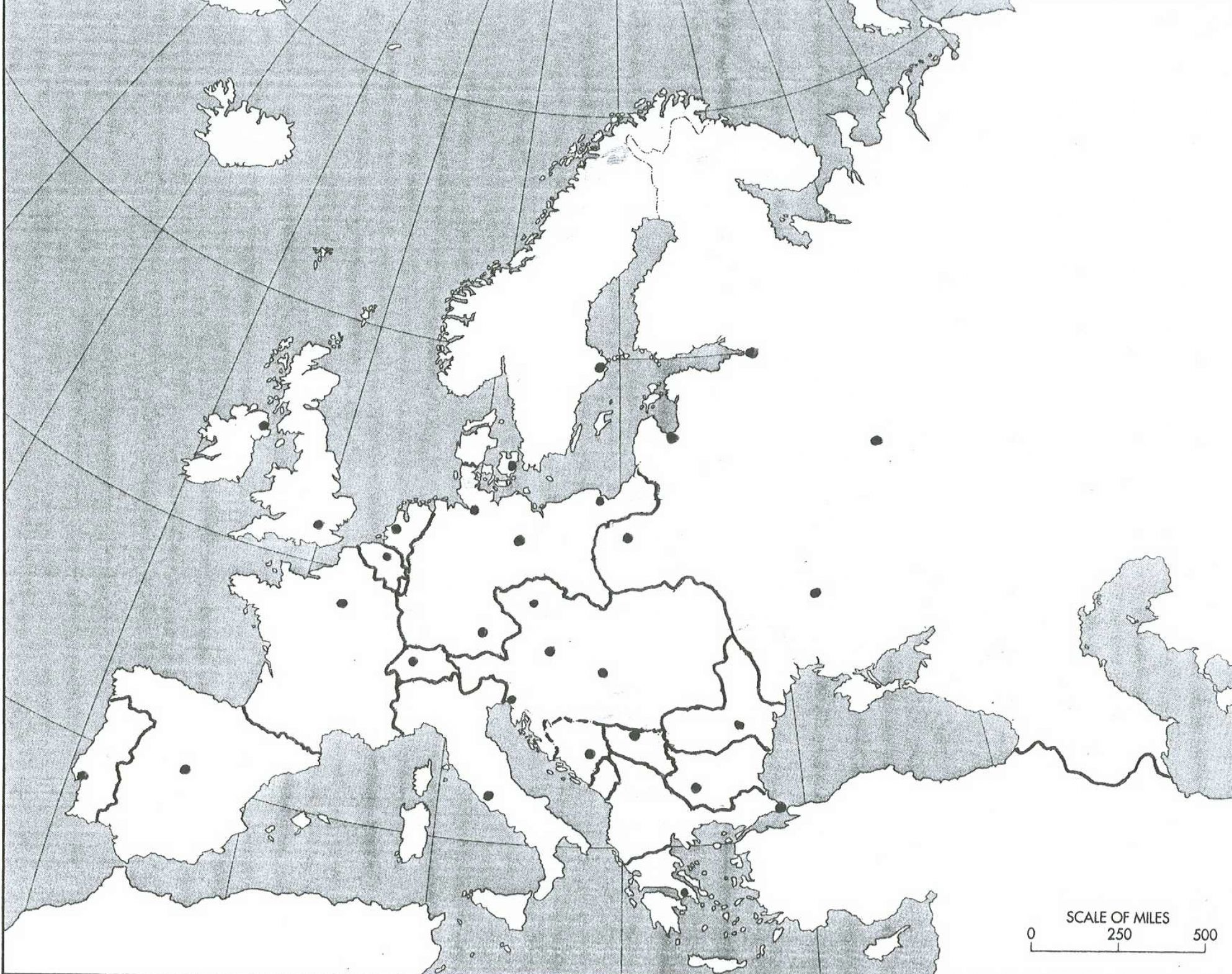 War Maps Of Europe Search Results Calendar 2015