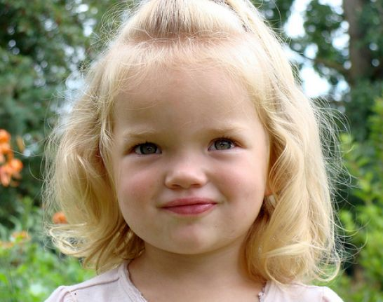 Blonde little girl pictures 2