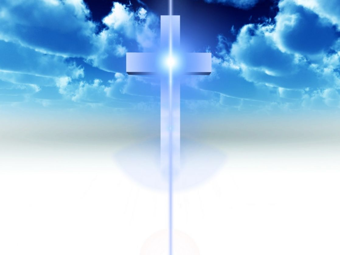 Blue christian backgrounds pictures 1