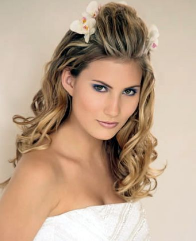 Bridal hair styles for women with long and short hair b4tea com