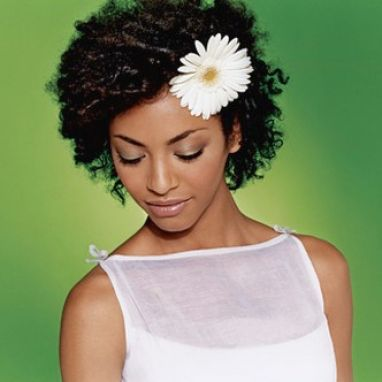 Black Hair Media Wedding Hairstyles. Site dedicated to black woman with an