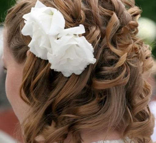 Medium Length Wedding Hairstyles With Veil. Medium bridal hairstyles ehow