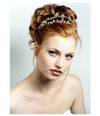 Bridal Hairstyles For Thin Hair Pictures 2