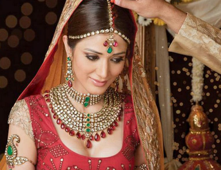 bridal hairstyles indian 3