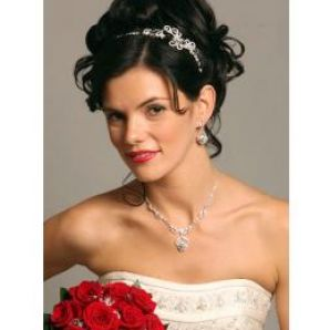 wedding headband hairstyles
