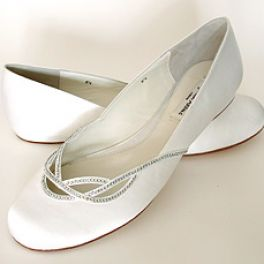 bridal shoes flats 1