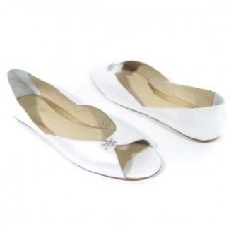 bridal shoes flats 2