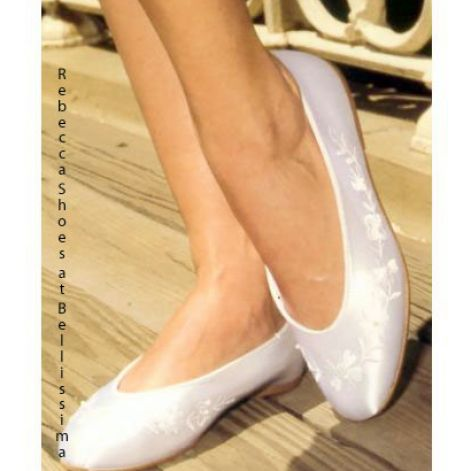 bridal shoes flats 4