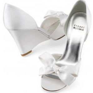 bridal shoes wedges 3
