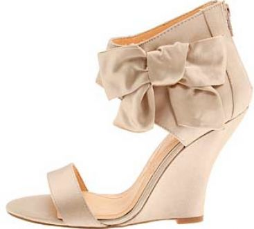 bridal shoes wedges 4
