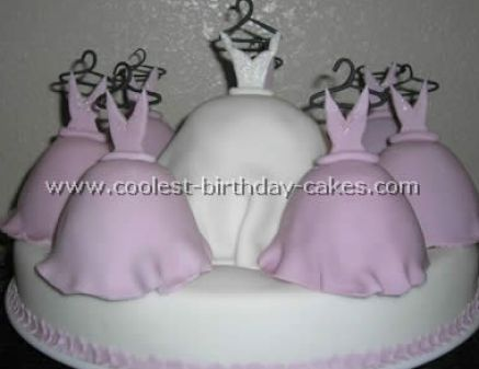 bridal shower cakes 1