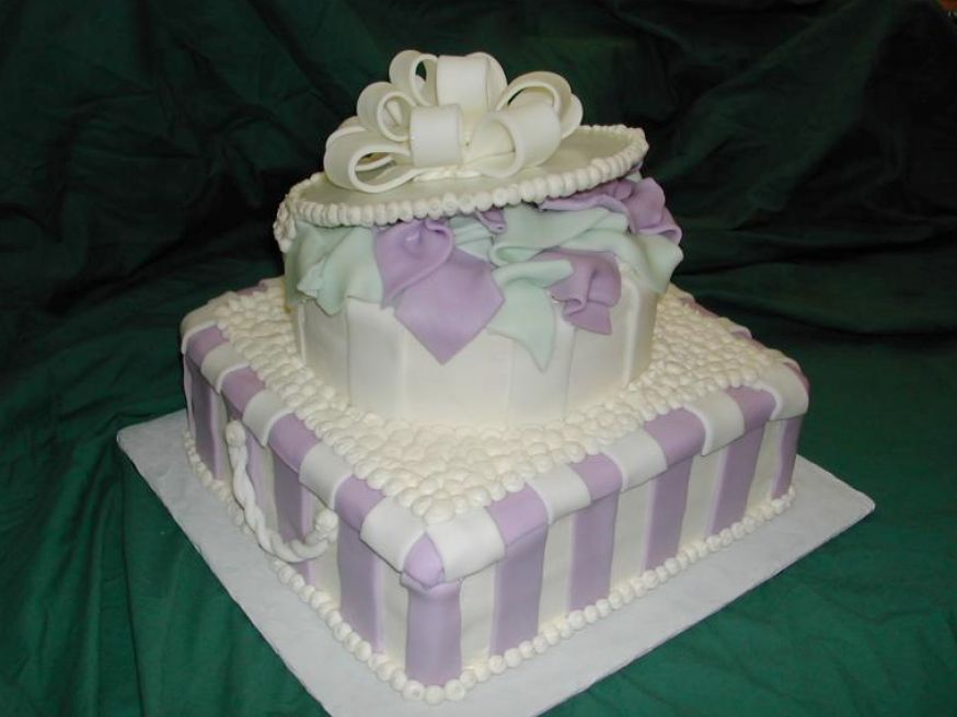bridal shower cakes 3