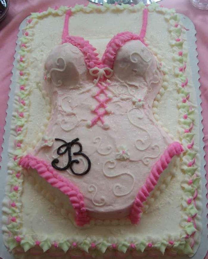 bridal shower cakes 4