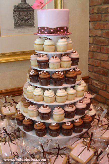 bridal shower cupcakes 1