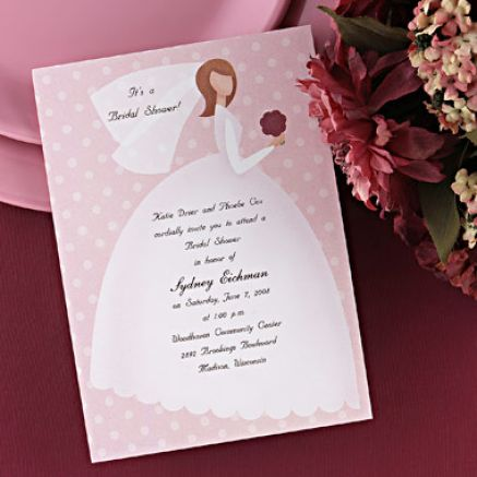bridal shower invitations 1