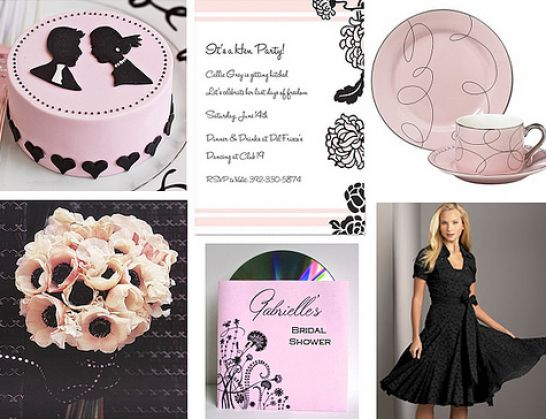 bridal shower themes 1