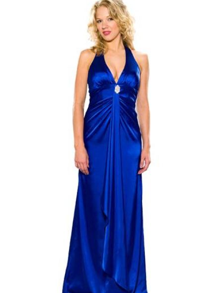 bridesmaid dresses royal blue cheap