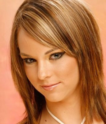 Choppy layered hairstyles for medium length hair pictures 2