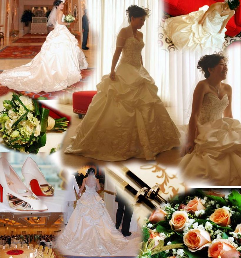 Christian louboutin wedding dresses pictures 4