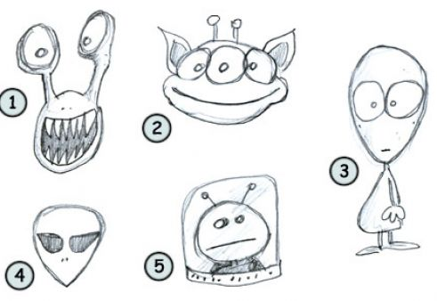 Cool cartoon characters to draw car interior design for Cool drawings cartoon