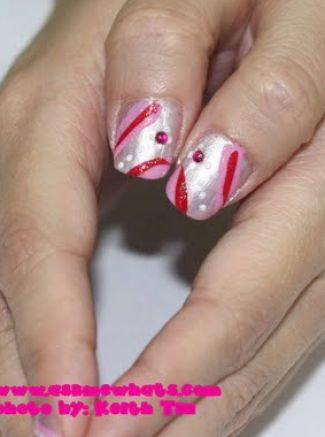 cute designs for nails. Any cute nail designs ? nail