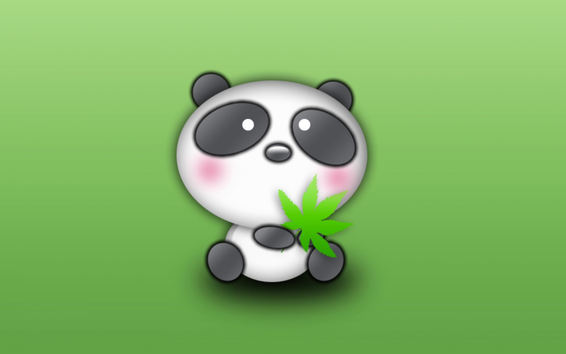 Pics Photos - Cute Animated Baby Panda