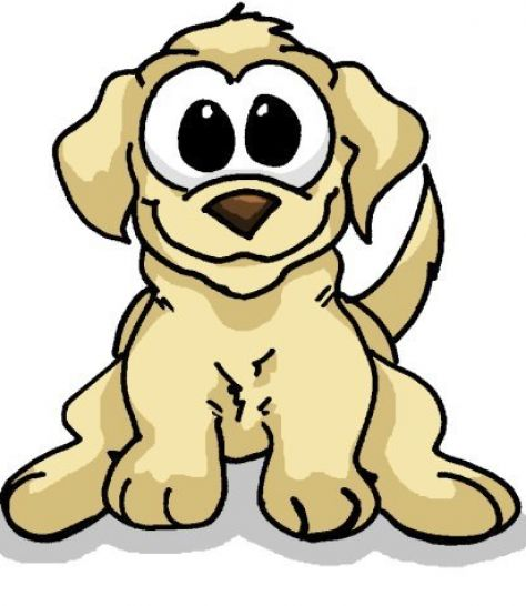 cute cartoon pictures of dogs 2