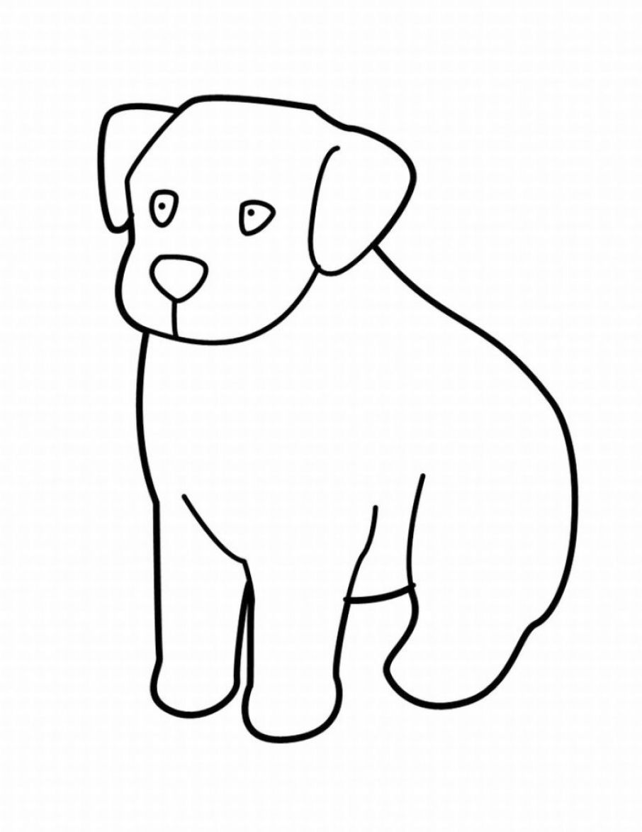 Free Coloring Pages Of Goldendoodle Puppies