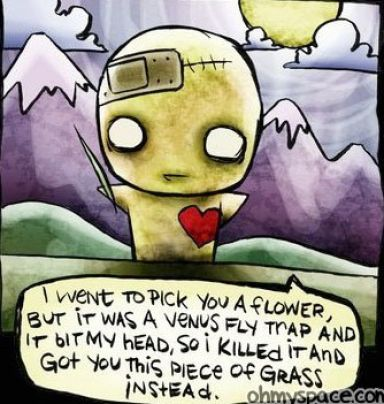 Cute emo love cartoons pictures 4