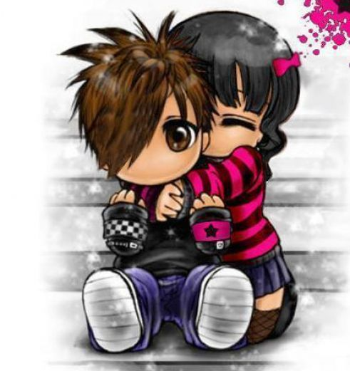 Cute emo love pictures pictures 3