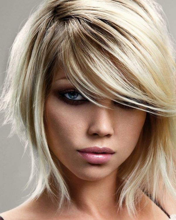 Cute fast hairstyles for medium hair pictures 2