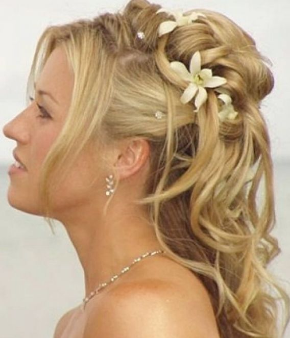 Cute hairstyles for school dances pictures 1