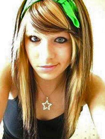 Cute hairstyles for teenage girls with medium length hair pictures 2