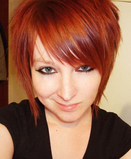 Cute hairstyles for teenage girls with short hair pictures 4