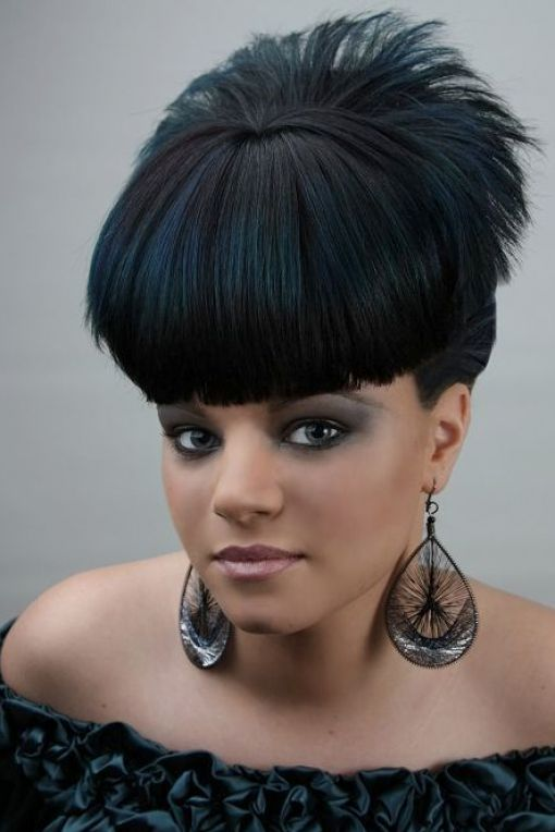 hairstyles for teenagers on Cute Hairstyles For Teenagers With Medium ...