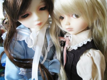 cute pics of dolls 2