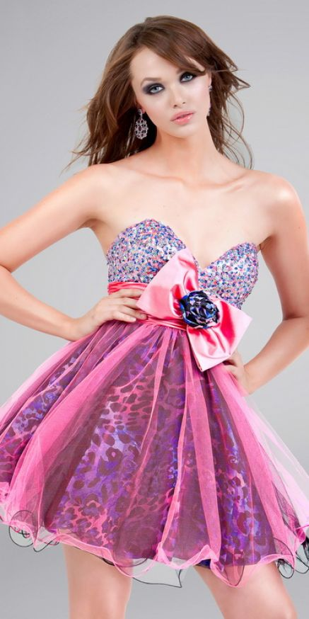 Stunning Short Prom Dresses 437 x 874 · 59 kB · jpeg
