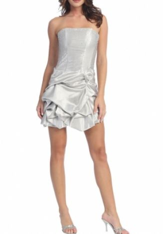Cute short dresses for girls pictures 2