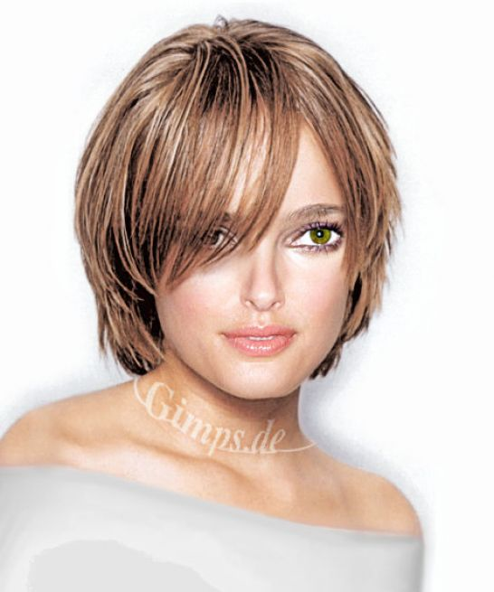 Cute Hairstyles For Curly Thick Short Hair : Cute short haircuts for thick straight hair pictures to