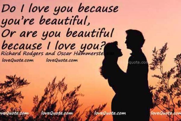 love quotes for him and her. love quotes to him from her.