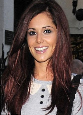 Dark red brown hair color pictures 2